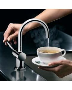 InSinkErator HC3300C Hot and Cold Tap Chrome - Including Tank Kit