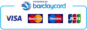 Powered by Barclay Card