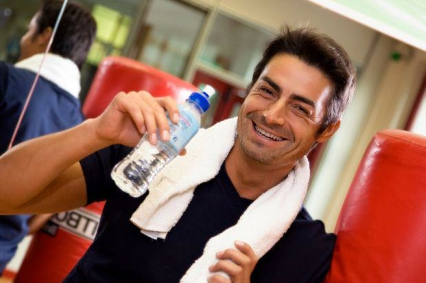 Keeping Hydrated for Exercise