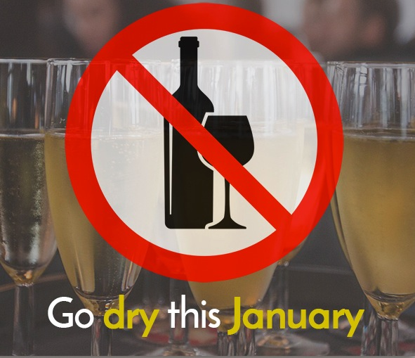 Be Dry this January!